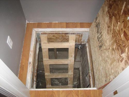 providers for underground hidden basements and bunkers